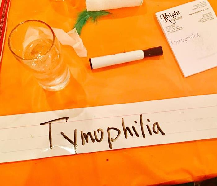 "Community Can you spell ""timophilia""?"